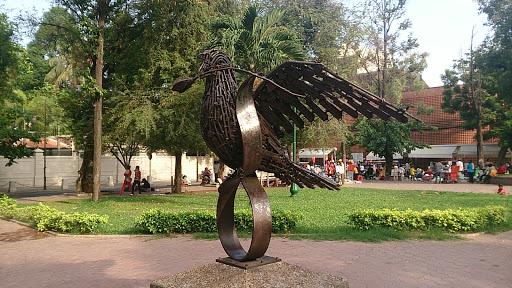 Art Of Bird At Sanderson Park