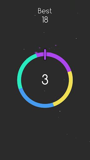Color Spinner - screenshot