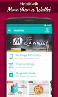 Screenshot of Mobile Recharge,Wallet & Shop