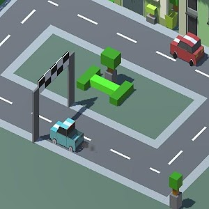 The Impossible Crossy Road