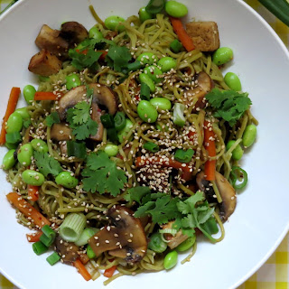 Sesame Tofu Soba Noodles Recipes