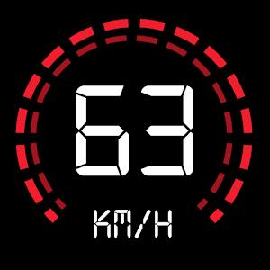 Speedometer : GPS, Distance Meter, HUD for pc