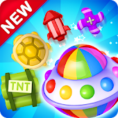 Toy Party: Free Match 3 Games, Hexa & Block Puzzle icon