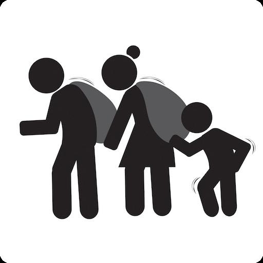 Android aplikacija Refugees in Serbia