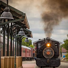 by Jackie Eatinger - Transportation Trains (  )