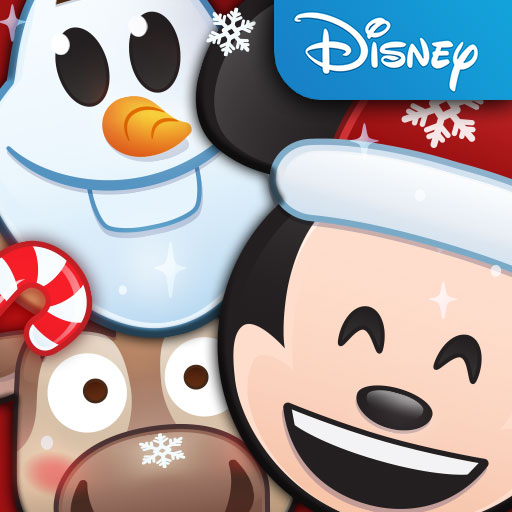 Disney Emoji Blitz - Holiday (game)