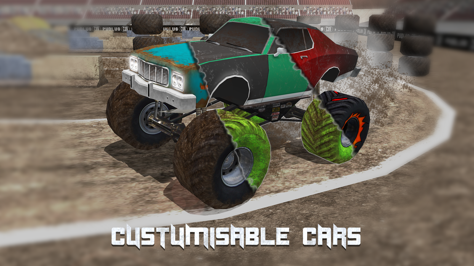 Monster Truck Race Screenshot 13