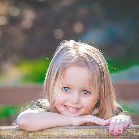 Makayla by Jenny Hammer - Babies & Children Child Portraits ( child, girl, outdoor, toddler, cute )
