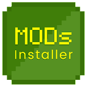 Download Mods Installer for MinecraftPE APK for Laptop