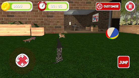 Game Kitty Cat Simulator apk for kindle fire