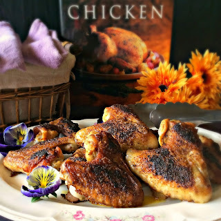 Crispy Curried Baked Chicken