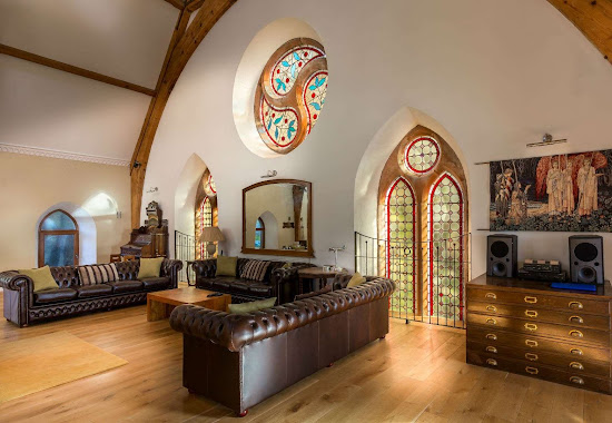 Luxury accommodation venue at The Old Church in Portpatrick