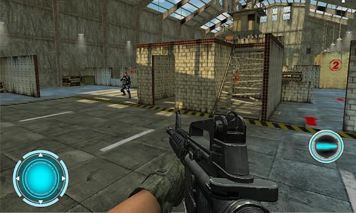 Duty Army Sniper 3d shooting- screenshot thumbnail