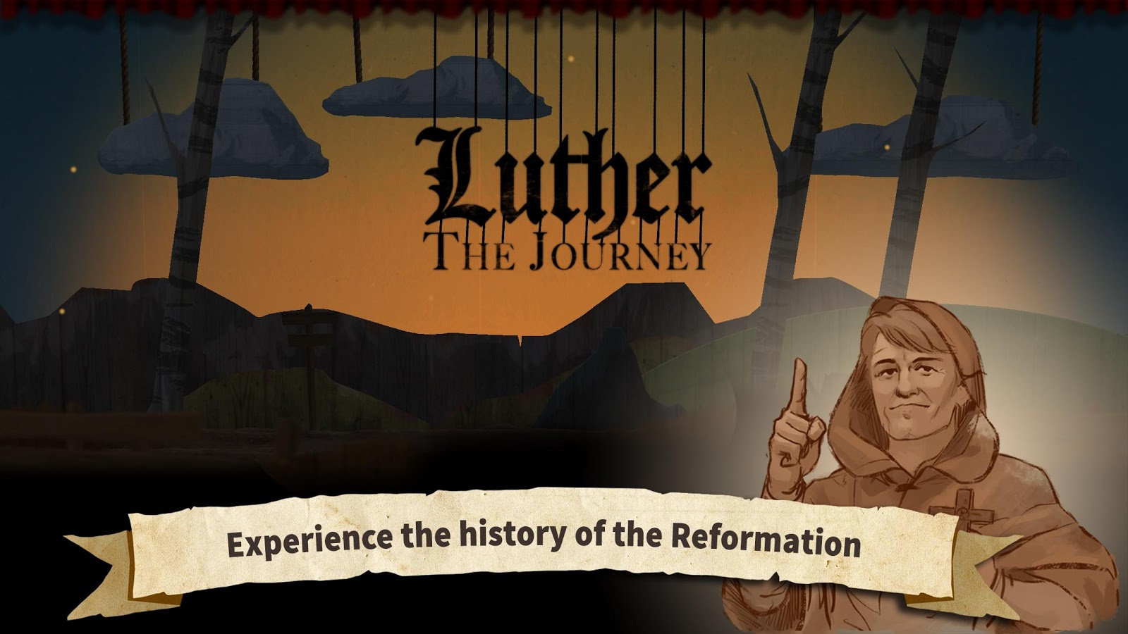 Luther - the Journey: An adventurous escape Screenshot