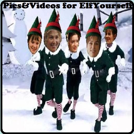 Pics&Videos for ElfYourself For PC