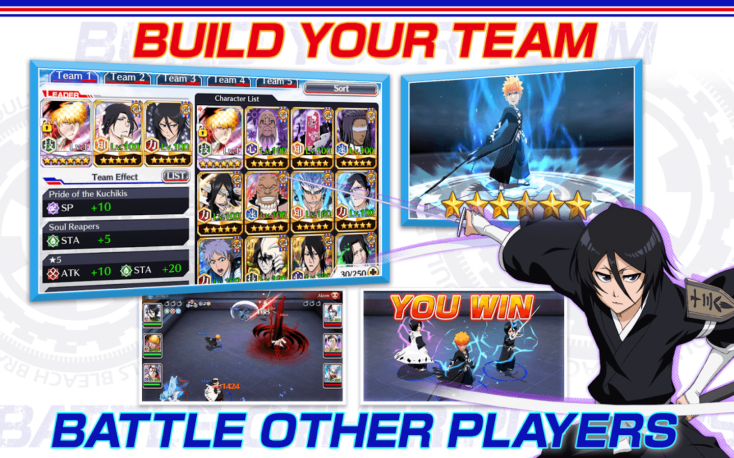 BLEACH Brave Souls Screenshot 15