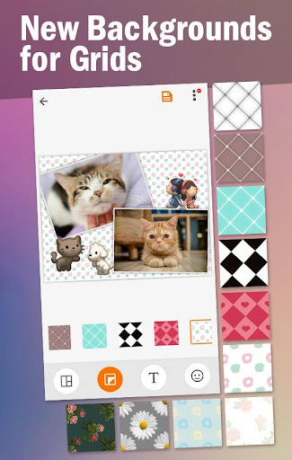 Photo Collage - Layout Editor - screenshot