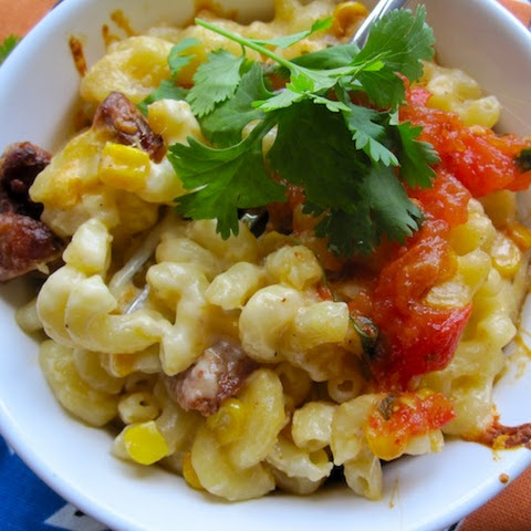 Colombian-Style Mac and Cheese