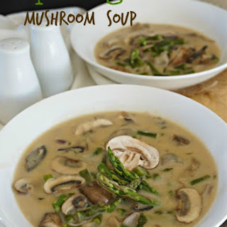 Asparagus Chicken Mushroom Soup Recipes