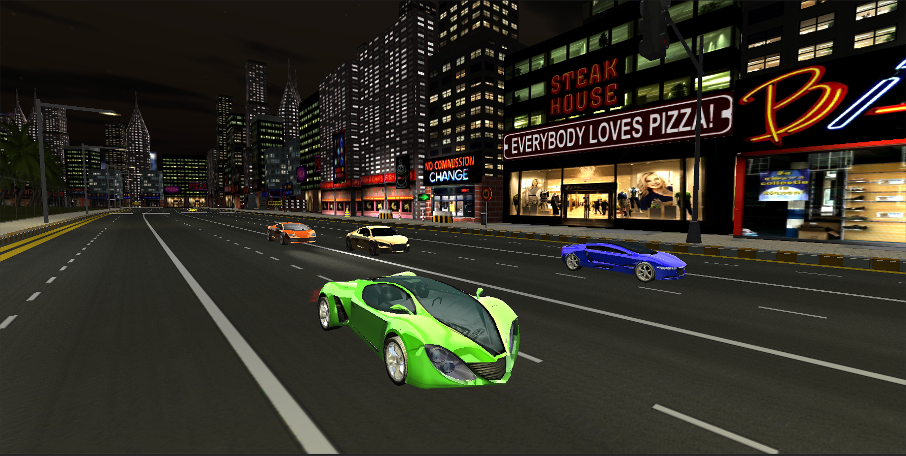 Racing Race 2016 Screenshot 1