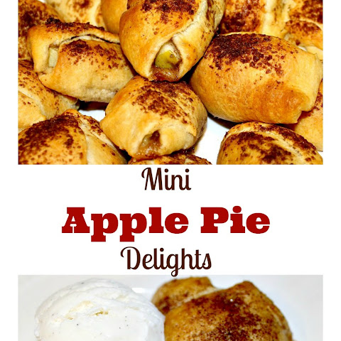 Mini Apple Pie Delights