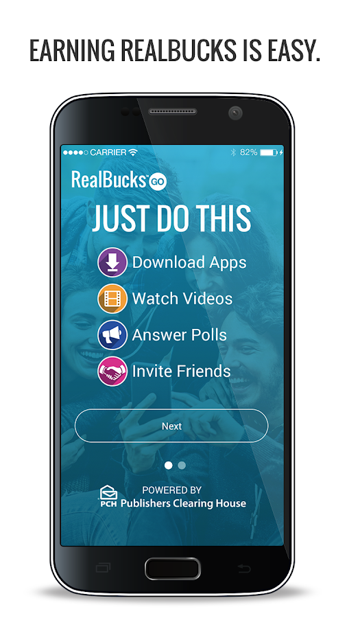 RealBucks Go Screenshot 1