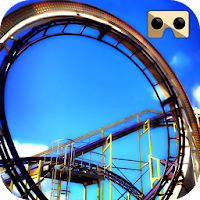VR Crazy Rollercoaster For PC