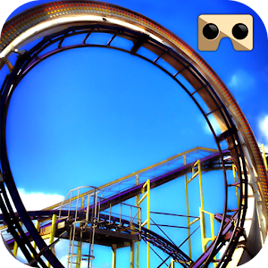 VR Crazy Rollercoaster for Android