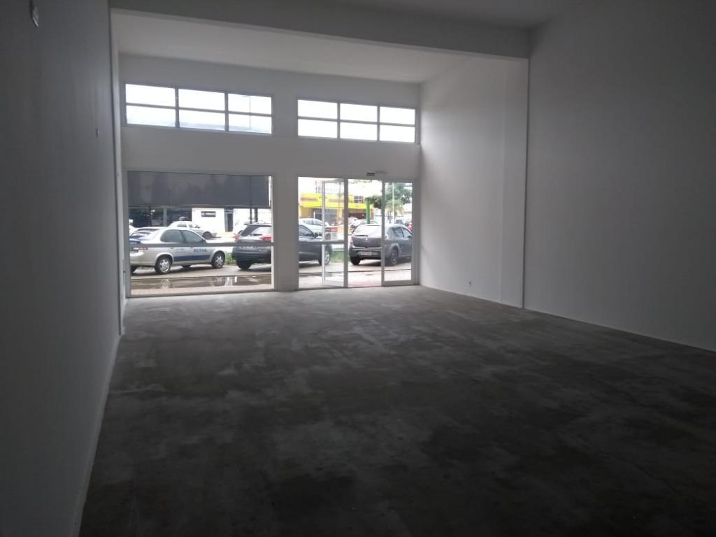 Loja comercial para locação, Vila São João, Barueri.