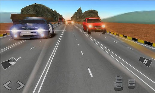 Car Racer: Highway Traffic - screenshot