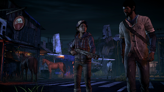 The Walking Dead: Season Three Screenshot