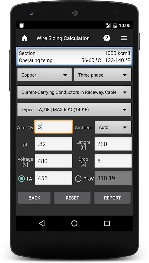 Mobile Electrician Pro Screenshot 7
