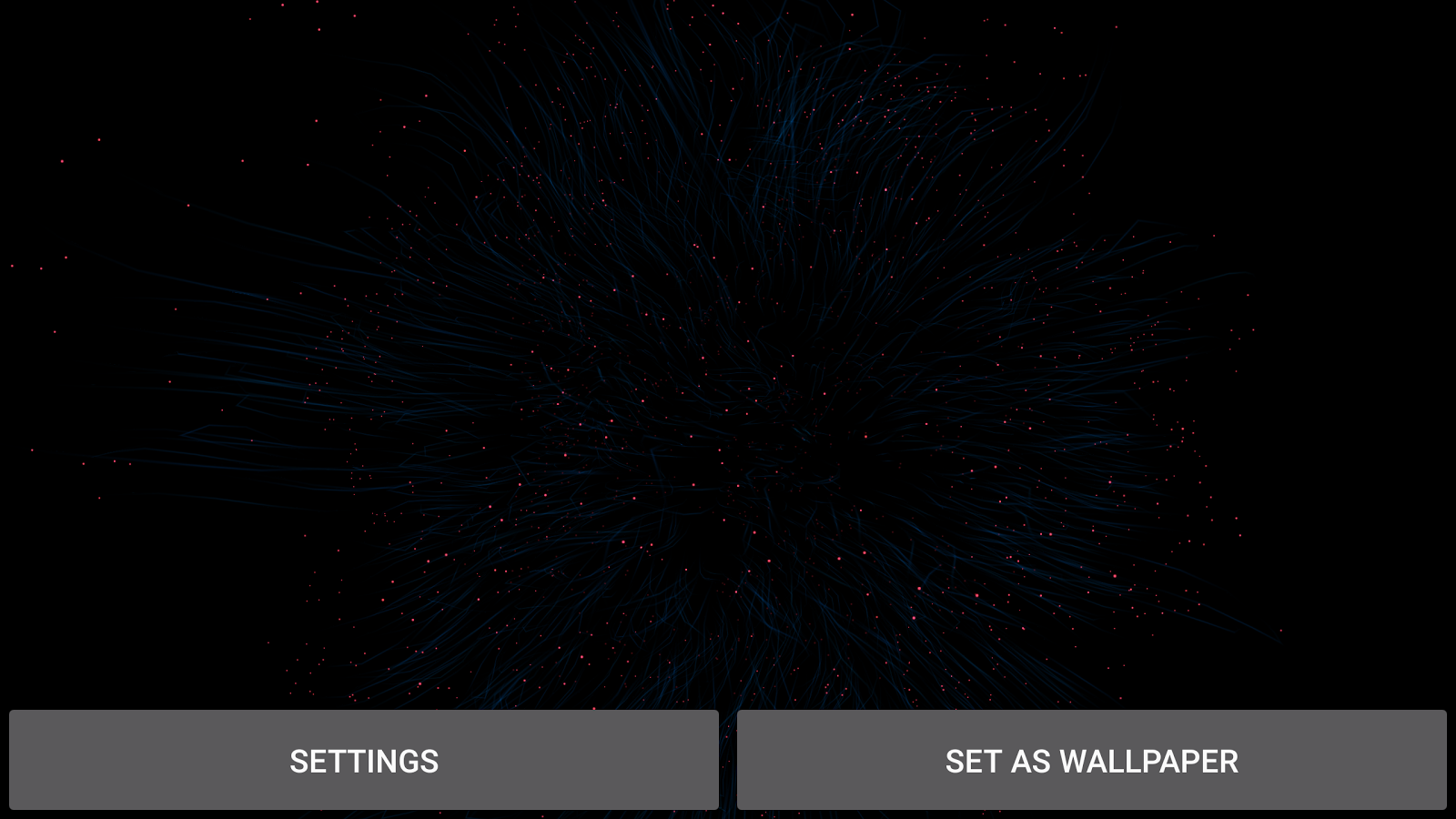 Gyro Particles 3D Live Wallpaper Screenshot 17