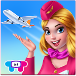 Sky Girls - Flight Attendants For PC / Windows / MAC