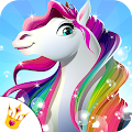 Game Rainbow Horse Caring apk for kindle fire