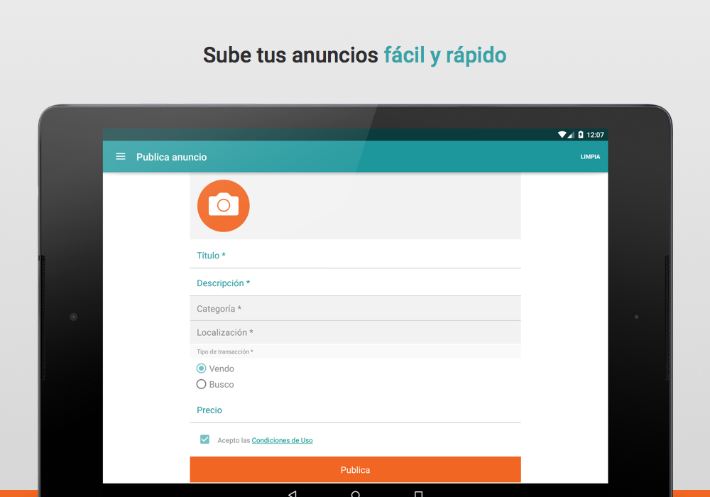Segundamano.mx Screenshot 6
