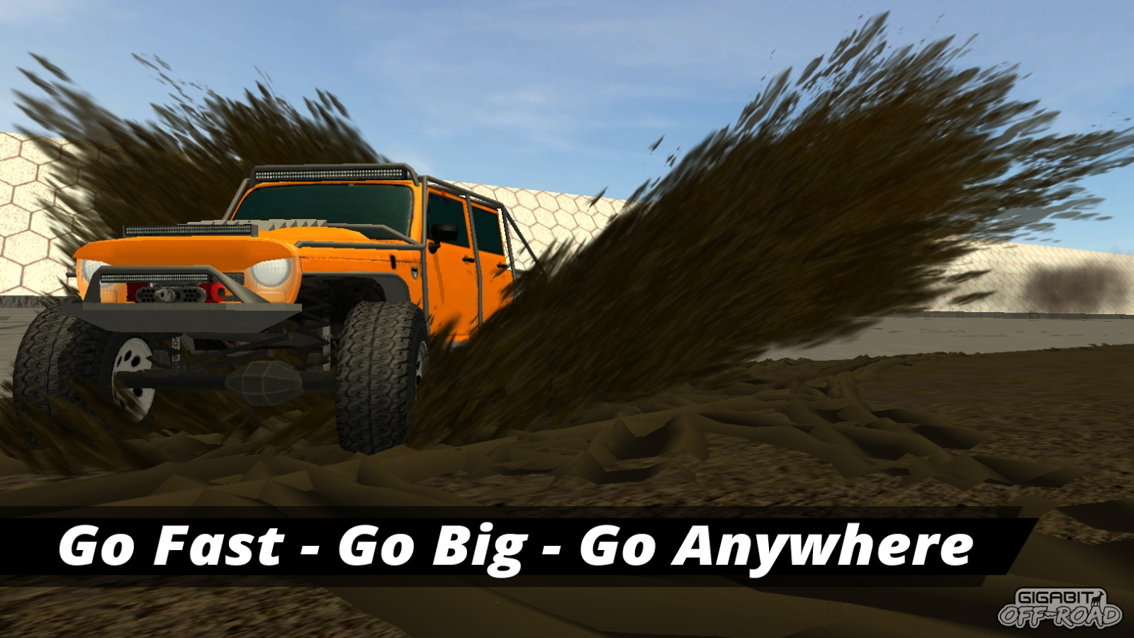 Gigabit Off-Road Screenshot 0