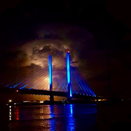 Indian River inlet bridge by Bryan Gruber - Buildings & Architecture Bridges & Suspended Structures