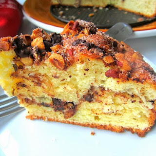 Hazelnut Cake Chocolate Chips Recipes