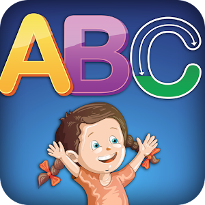 ABC learning:Handwriting Game for PC-Windows 7,8,10 and Mac