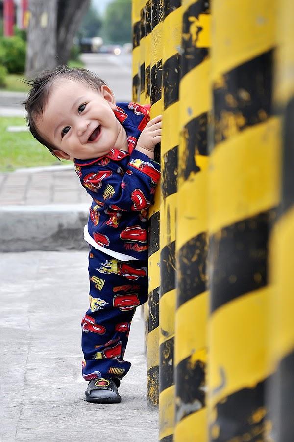 be happy always by Jhiboi Bulado - Babies & Children Children Candids