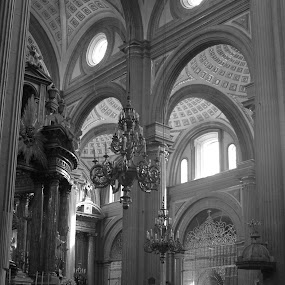 Church by Cristobal Garciaferro Rubio - Buildings & Architecture Public & Historical ( interior, church, pwcbuilding )