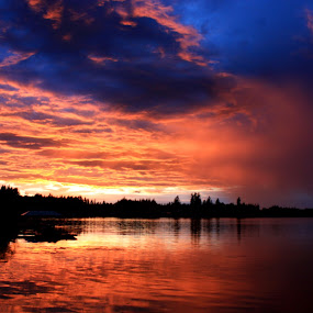 by Kathleen Whalen - Landscapes Sunsets & Sunrises