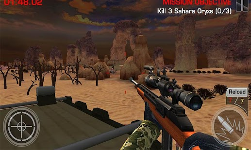 Offroad Deer Hunter 3D - screenshot