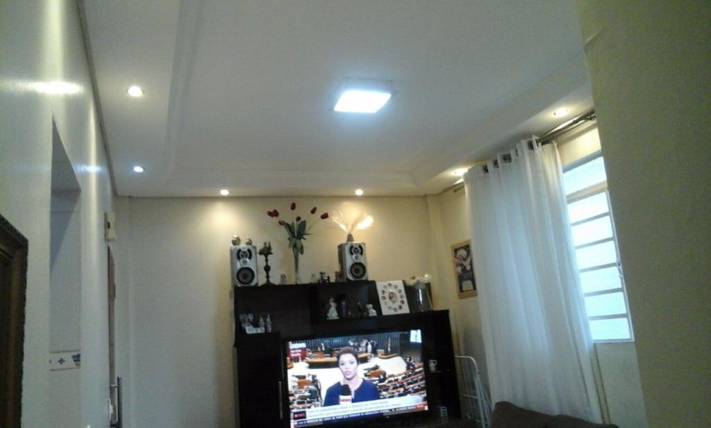 Apartamento  residencial à venda, Jardim Santa Cruz, Campina...