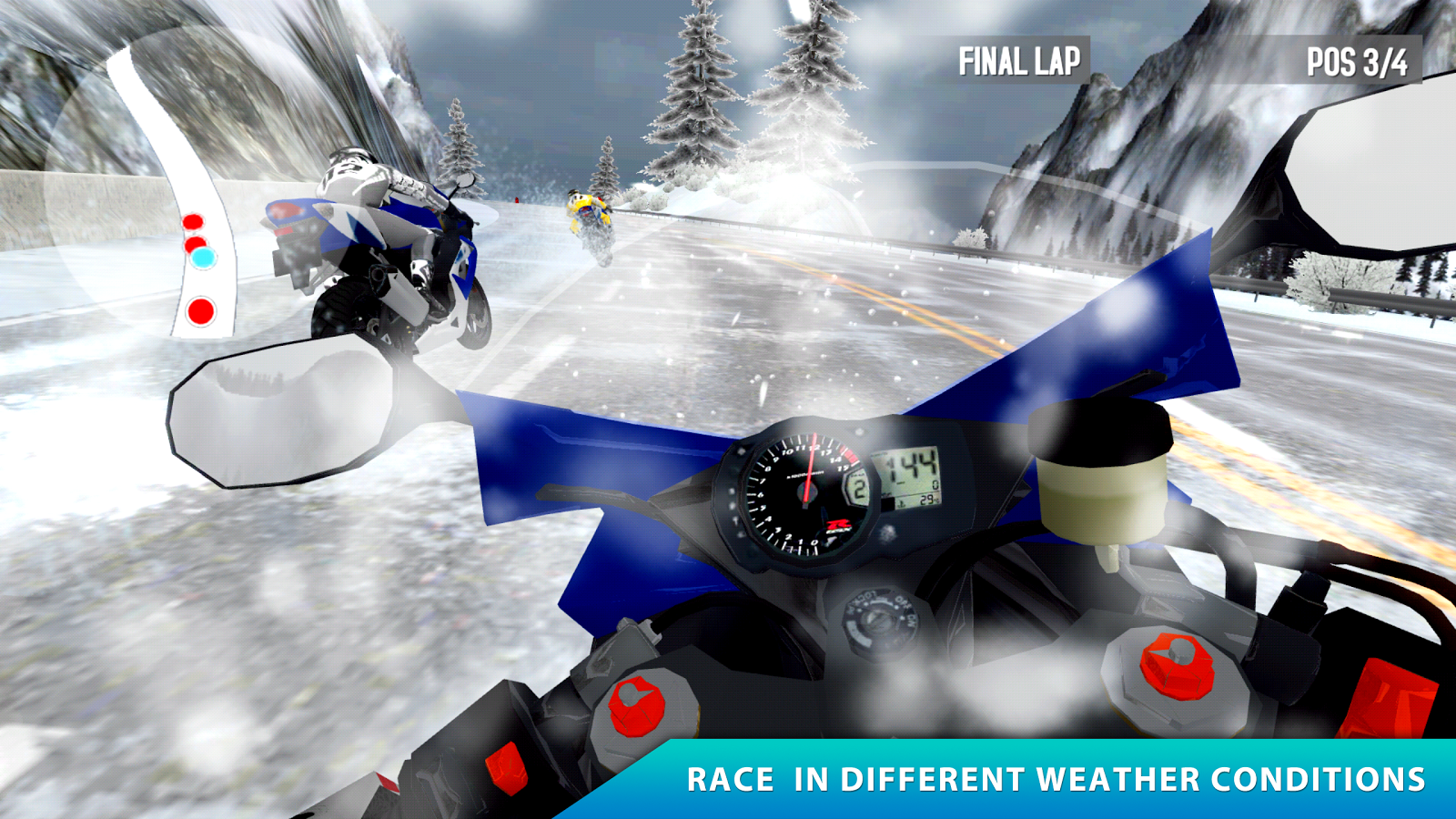 WOR - World Of Riders Screenshot 2