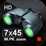Binoculars V11 (45x zoom photo & video) Icon