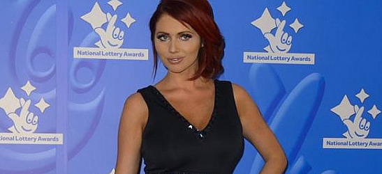 Amy Childs is pregnant!