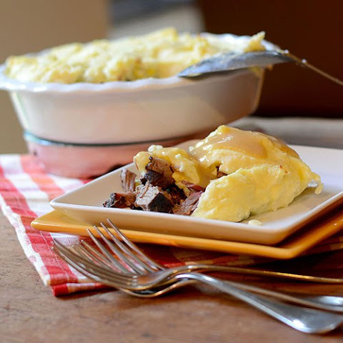 Smoked Pot Roast Shepherd's Pie