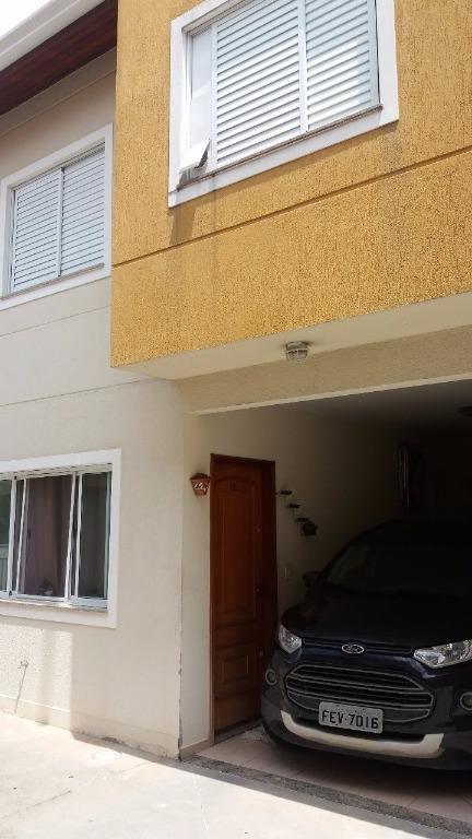 Excelente sobrado de 03 dormitórios 1 vaga em Condominio fechado próx ao lado do Centro de Barueri